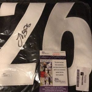 Other - Pittsburgh Steelers Le'veon Bell Signed Jersey